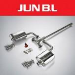 [JUN,B.L]  Hyundai YF Sonata - Twin Rear Section Muffler (JBLH-20YFNR)
