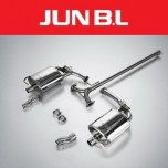 [JUN,B.L]  Hyundai 5G Grandeur HG - E.V.C Twin Rear Section Muffler (JBLH-24HGFE)
