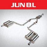 [JUN,B.L] Genesis G70 2.0 T-GDI - E.V.C GT Cat-back System (JBLH-33IKFGB)