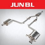 [JUN,B.L] Genesis G70 2.0 T-GDI - E.V.C Racing Cat-back System (JBLH-33IKFRB)
