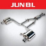 [JUN,B.L] Genesis G70 3.3 T-GDI - E.V.C Racing Cat-back System (JBLH-33IKVRB)