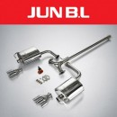 [JUN,B.L] KIA K5 TF 2.0MPI / 2.4GDi - Twin Rear Section Muffler (JBLK-20K5NR)