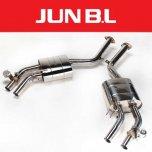 [JUN,B.L] KIA Stinger 3.3 T-GDI - E.V.C Sports Cat-back System (JBLK-33CKVSE)