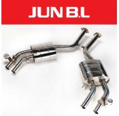 [JUN,B.L] KIA Stinger 3.3 T-GDI - E.V.C Sports Cat-back System (JBLK-33CKVSE)