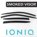 [KYOUNG DONG] Hyundai Ioniq - Smoked Window Visor (K-901-154)