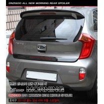[ONZIGOO] KIA All New Morning - Rear Middle Spoiler Set