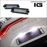 [DK Motion] Hyundai Grandeur iG - Number Plate LED Lamp