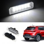 [DK Motion] KIA Stonic - Number Plate LED Lamp