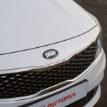 [AUTORIA] KIA All New K5 - Crown Emblem Set Chrome Edition Set - FR / RR