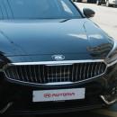 [AUTORIA] KIA All New K7 - Crown Emblem Chrome Edition Set
