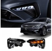 [DK Motion] KIA The New K5 - 2Way Tripple LED DRL Set