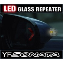 [KABIS] Hyundai YF Sonata - Aspherical Heated Mirrors with LED Repeater