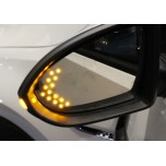 [AUTO LAMP] Volkswagen Golf 7 - Aspherical Heated Mirrors with LED Repeaters