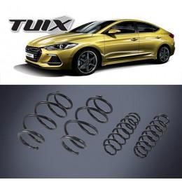 [MOBIS] Hyundai Avante AD - TUIX Sports Dynamic Spring Kit