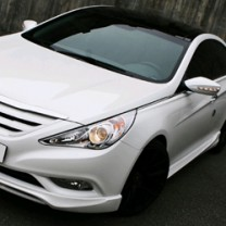 [F&B] Hyundai YF Sonata - BLISS Body kit Aeroparts Ver.3