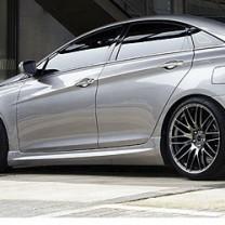 [IXION] Hyundai YF Sonata 2.4 - Side Styling Body Kit