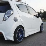 [NEFDesign] Chevrolet Spark - C14s Lip Aero Parts Body Kit
