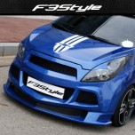 [F3S] Chevrolet Spark - Front / Side Body Kit