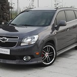 [NEFDesign] Chevrolet Orlando - CS50u Body Kit Aeroparts Set
