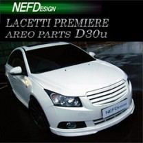 [NEFDesign] GM-Daewoo Lacetti Premiere - D30u Lip Aero Parts Body Kit