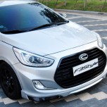 [F3S] Hyundai New Accent - F211 Front / Side Body Kit