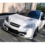 [F3S] Hyundai Genesis Coupe - Front & Rear Body Kit Aeroparts