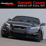 [ROADRUNS] Hyundai Genesis Coupe - Body Kit Aeroparts Full Set 3