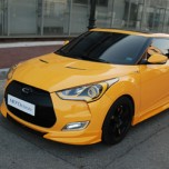 [NEFDesign] Hyundai Veloster - H45S Body Kit Aeroparts Set