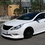[NEFDesign] Hyundai YF Sonata - H51U Front & Side Body Kit