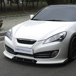 [NEFDesign] Hyundai Genesis Coupe - H85s Body Kit Aeroparts Set