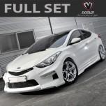 [M&S] Hyundai Avante MD - Aeroparts Full Set