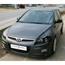 [F&B] Hyundai i30 - Front & Side Body Kit