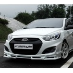 [F3S] Hyundai New Accent - Front / Side Body Kit