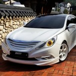 [ZEST] Hyundai YF Sonata The Brilliant - Full Aeroparts Body Kit