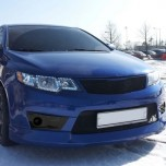 [T.SHINE] KIA Forte - Front Aeroparts Body Kit
