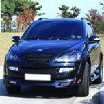 [JSW] SsangYong New Kyron - KY-1 Front Lip Aeroparts Body Kit