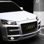 [F&B] Hyundai New Santa Fe CM / The Style - VEGA STYLE Front Aeroparts Set