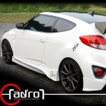 [ADRO] Hyundai Veloster Turbo - Full Body Kit