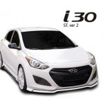 [ADRO] Hyundai New i30 - Full Body Kit Aeroparts VER.2