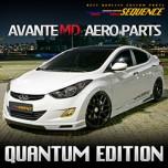 [SEQUENCE] Hyundai Avante MD - Quantum Edition Full Body Kit