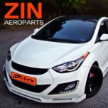 [ZIN] Hyundai Avante MD - Sleek Aeroparts Body Kit Full Set