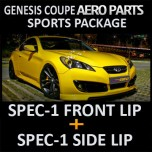 [SEQUENCE] Hyundai Genesis Coupe - SPEC-1 Sports Package Aeroparts