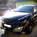 [RFC] SsangYong Kyron - Front and Side Body Kit Aeroparts