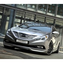 [IXION] Hyundai YF Sonata - Styling Package Body Kit (2.0)