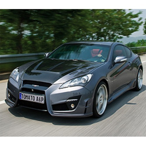 Aero Parts : [TOMATO] Hyundai Genesis Coupe
