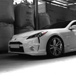 [F&B] Hyundai Genesis Coupe - VEGA Style-2 Full Aeroparts Body Kit