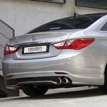 [IXION] Hyundai YF Sonata 2.4 - Rear Styling Body Kit