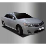 [AUTO CLOVER] Toyota Camry - Side Skirt Accent Chrome Molding Set (B766)