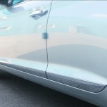 [AUTO CLOVER] Hyundai LF Sonata - Side Skirt Accent Chrome Molding Set (C222)