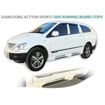 [AUTO GRAND] SsangYong Actyon Sports - Side Running Board Steps